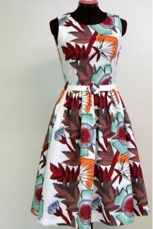 marimekon-kankaasta-mekko-50-luvun-tyyliin