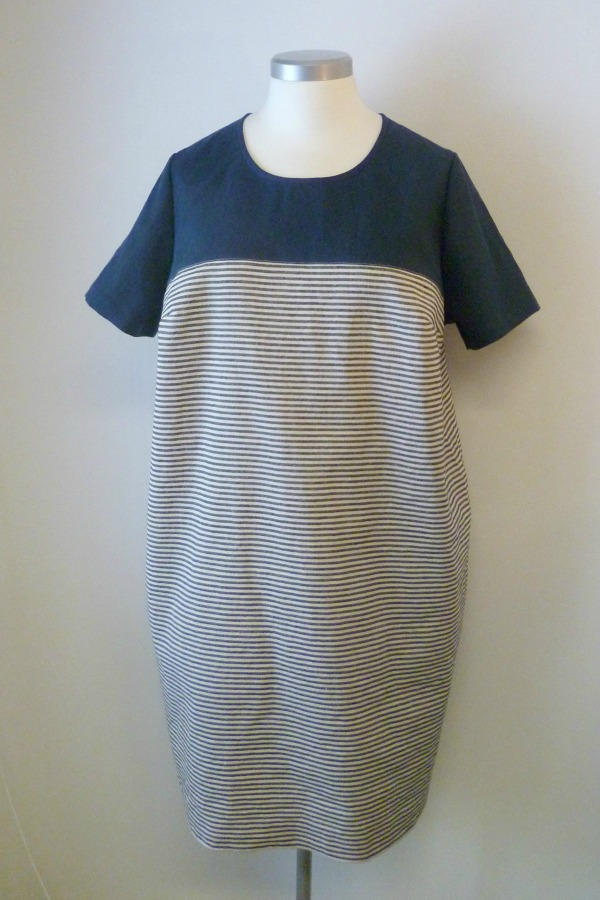 Laituri mekko – Ompelimo Työhuone Anne Lamberg